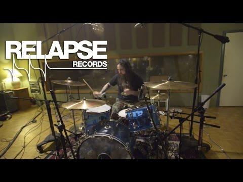 LORD DYING - 'Poisoned Altars' In-Studio Episode 2 - Drums