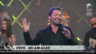 &quotMi-am ales&quot la XTRA NIGHT SHOW cu Dan Capatos pe Antena 1 !!!