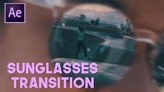 SUNGLASSES MASKING TRANSITION (Andreas Hem Inspired)