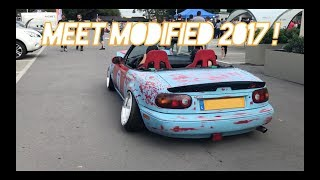 A quoi ressemble un meeting tuning a Luxembourg ?! Meet Modified 2017