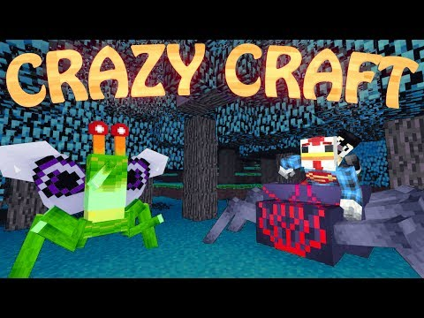 Minecraft   CrazyCraft - OreSpawn Modded Survival Ep 60 -