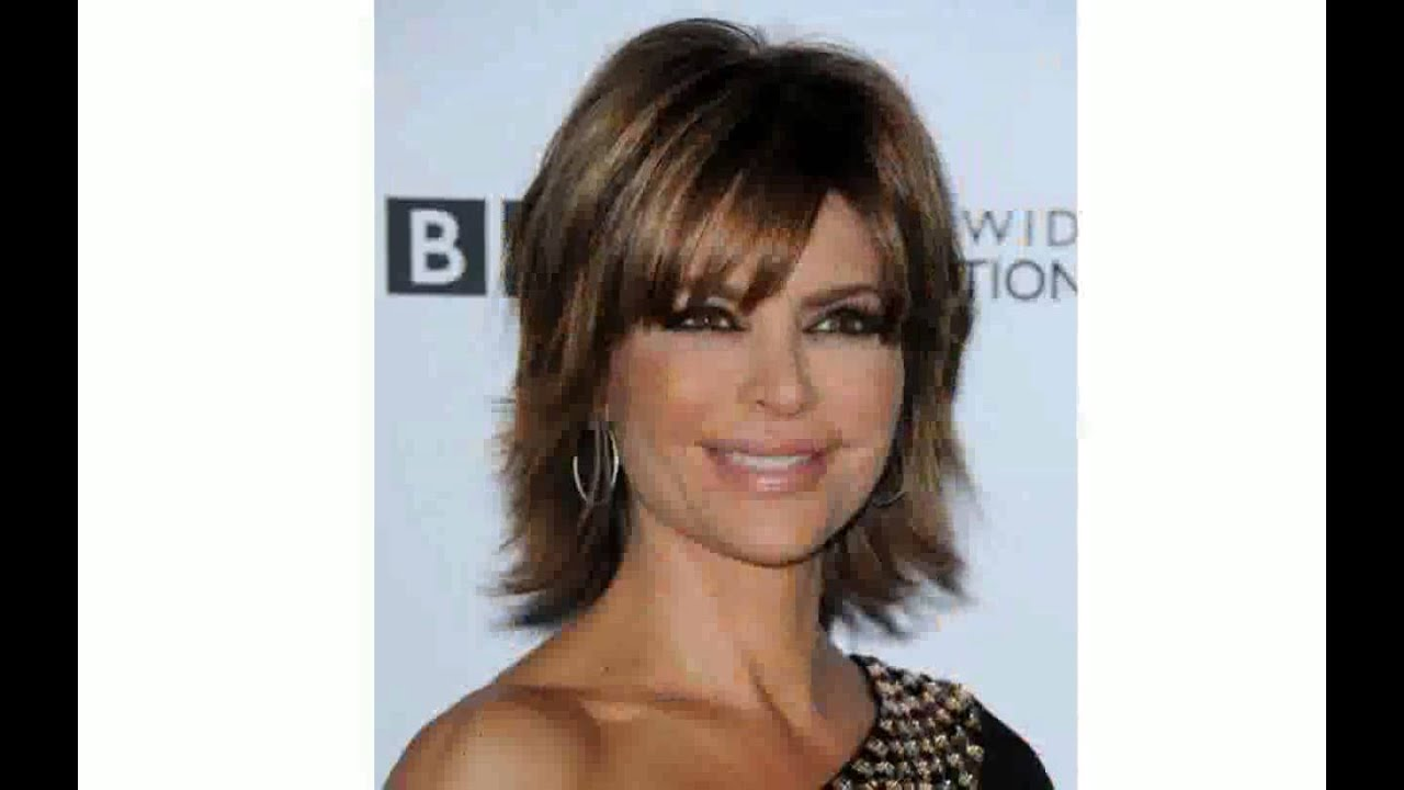 Womens Hairstyles for Over 50 Years of Age - YouTube