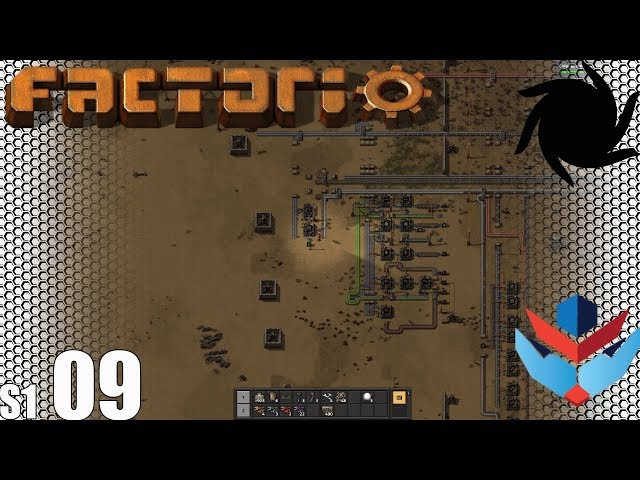 Factorio MP with NOG - S01E09 - Server Not Responding