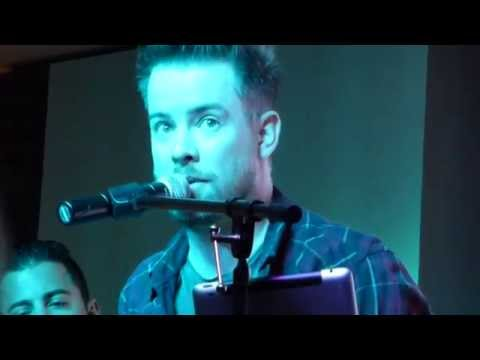 David Cook - Wait For Me  - 12-1-2014