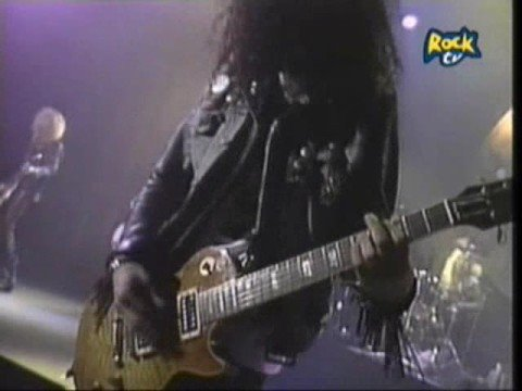 Guns N' Roses - Out ta Get Me - Live at Ritz '88 - 03/10