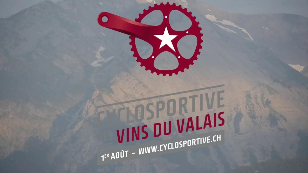 La Cyclosportive des Vins du Valais 2018