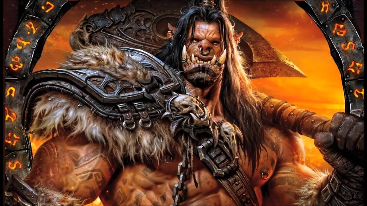 "World of Warcraft - Warlords of Draenor OST ""Grommash ..."