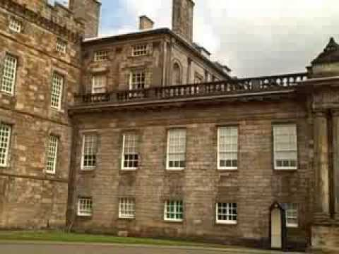 Holyrood Palace Scotland