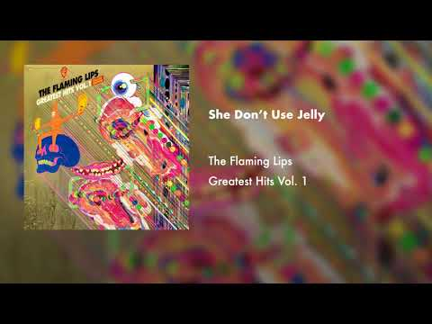 The Flaming Lips - She Don't Use Jelly (Official Audio)