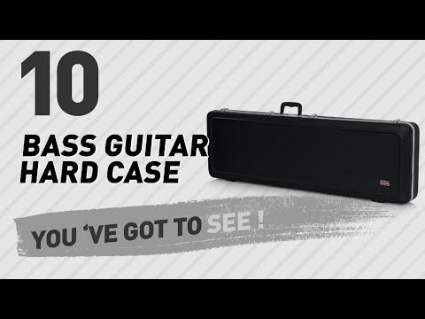 Bass Guitar Hard Case, Top 10 Collection // New & Popular 2017