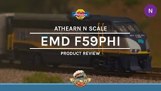N Scale Athearn EMD F59PHI