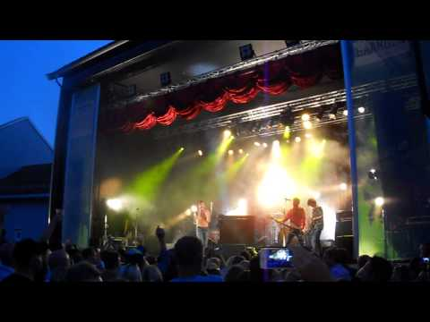 Dumdum Boys - Splitter Pine (Wrightegaarden, 25.07.14)