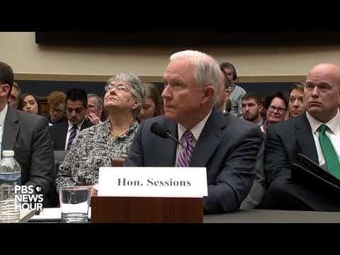 Rep. Deutch asks Sessions: Do you work for the American people or for the president?