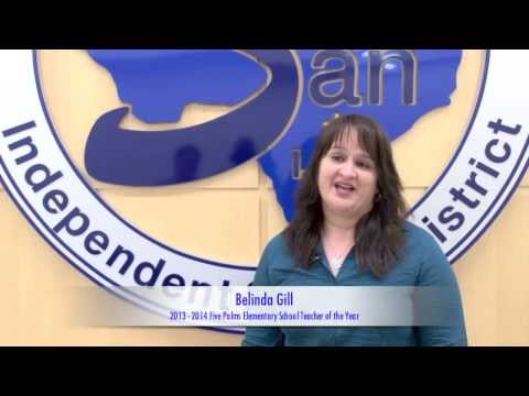 Belinda Gill 2013 - 2014 Five Palms Elementary School Teacher of the Year