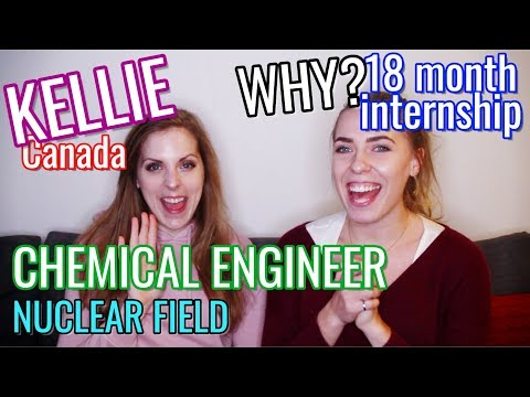 Kellie the CHEMICAL ENGINEER working in NUCLEAR as a CONSULTANT from Canada | Women in STEM Fields