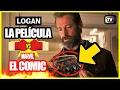 LOGAN VS OLD MAN LOGAN : Diferencias entre la PELÍCULA y el COMIC // Logan 2017