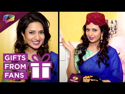 Divyanka Tripathi Dahiya Receives Gifts From Her Fans | Exclusive