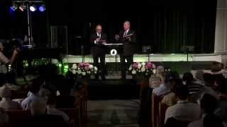 Pastor Jeremy Griffiths - Kazanie wygłoszone podczas centralnych obchodów Zielonych Świąt