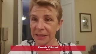 L'attrice Pamela Villoresi per SOS CORONAVIRUS SICILIA
