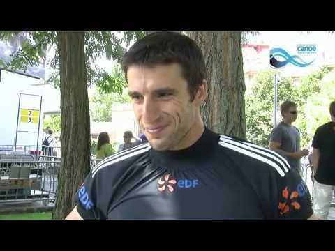 Interview avec Tony Estanguet - Champion du Monde 2009509