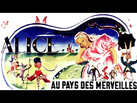 Alice au pays des merveilles (1949) French - YouTube
