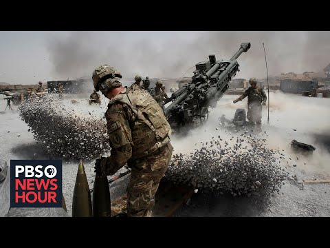 PBS NewsHour: Explosive investigative report says U.S. government misled public on war in Afghanistan