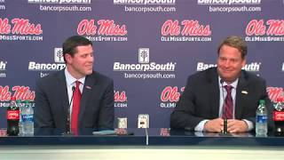 Football - Lane Kiffin Introductory Press Conference
