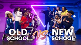 French Montana - Slide | New School VS Old School | Dance Choreography