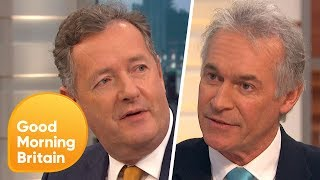 Piers Morgan and Dr Hilary Jones Call for All Men to Get Checked! | Good Morning Britain