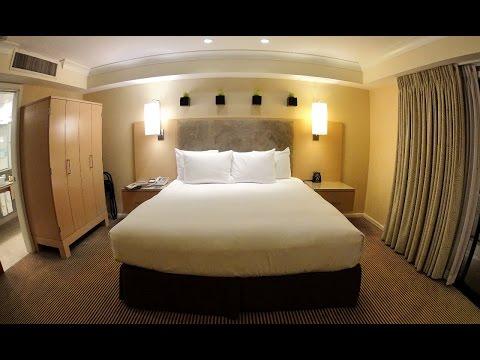 Presidential suite tour - Hilton Palm Springs
