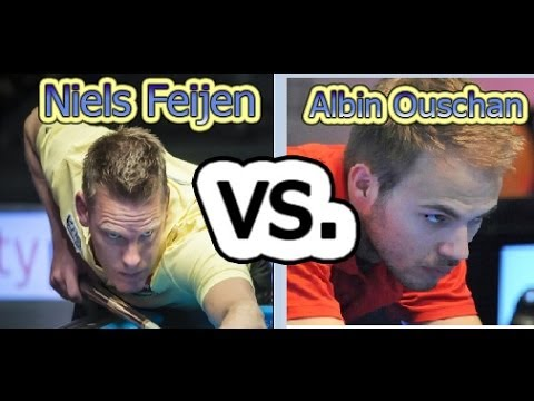 Niels Feijen(NED) - vs. - Albin Ouschan(AUT) FINAL (Without awarding)