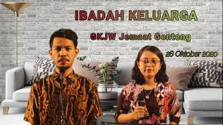 IBADAH KELUARGA | RABU 28 OKTOBER 2020 | PEKAN PEMUDA GKJW