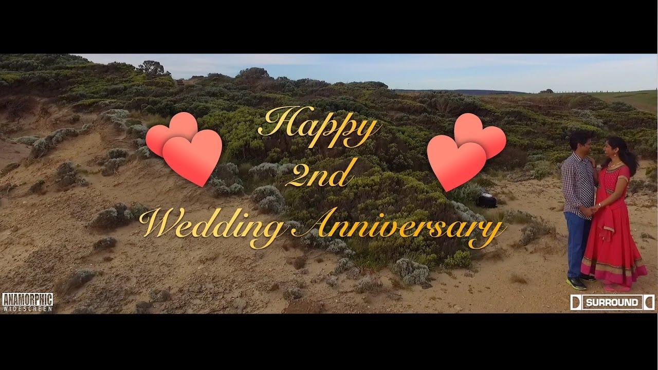 Happy nd wedding anniversary sairat youtube