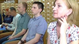 2017-06-29 г. Брест. Презентация книги Анатолия Гладыщука/ Новости на Буг-ТВ.