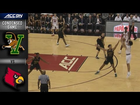 Vermont vs. Louisville  Condensed Game | 2018-19 ACC Basketball