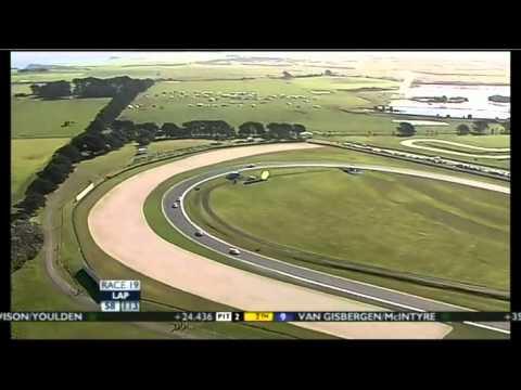 2011 V8 Supercars L&H Phillip Island 500 Race Summary