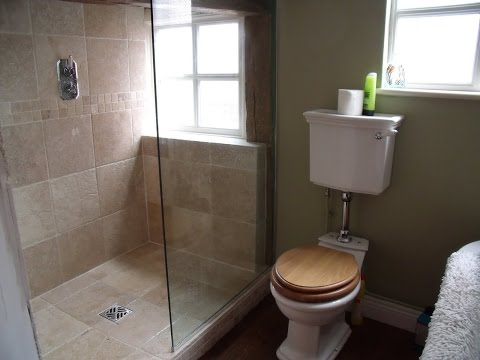 Small Bathrooms With Shower Toilet And Sink