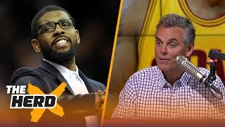 Celtics will dominate the East for most of a decade if Irving signs a long-term deal | THE HERD