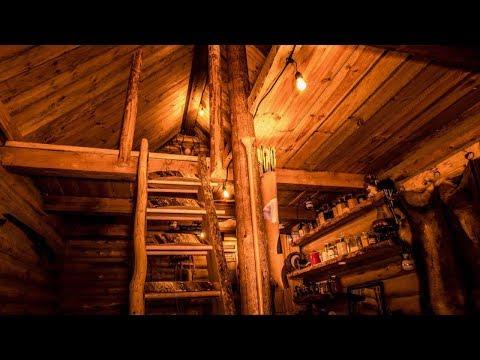 Wood-Fired Sauna Stove and Kitchen Reno, Ep.11