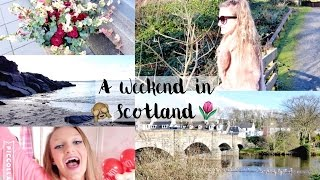 Trip to Scotland & Watching Grease Live! ♡