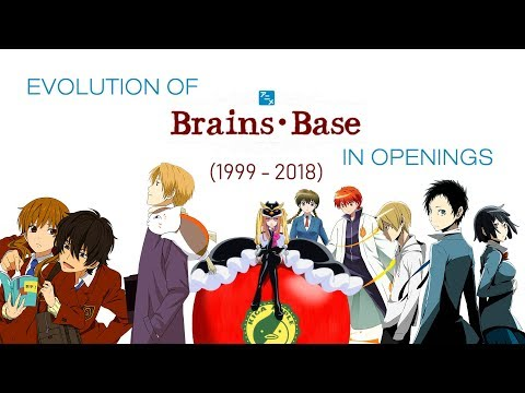 Evolution of Brain's Base (and Shuka) in Openings (1999-2018)