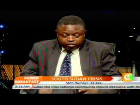 Power Breakfast Interview: South Sudan Crisis