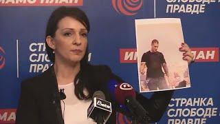 Marinika Tepić: Belivukov klan je Vučićevo