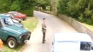 Parking at Church | Mr. Bean Official