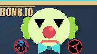Bonk.io Funniest New iO Game Wrecking Ball Game Like Agar.io!