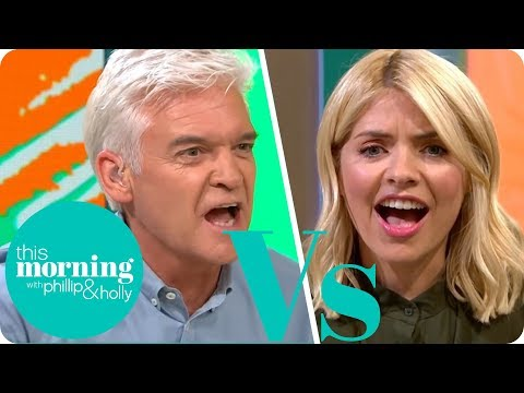 Best of Phillip vs Holly | This Morning