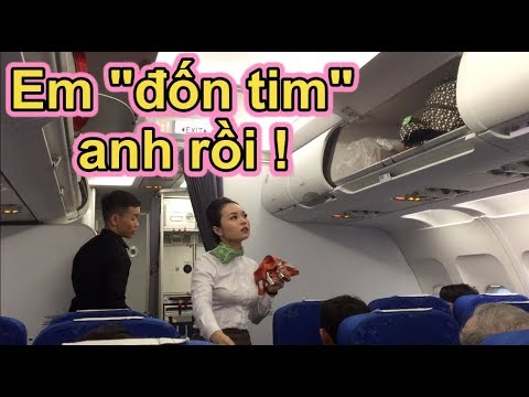 Trải Nghiệm Hãng Bay Bamboo Airways Và Ngắm Dàn Tiếp Viên Xinh Như Mộng Khiến Khách.. – Việt Nam 247