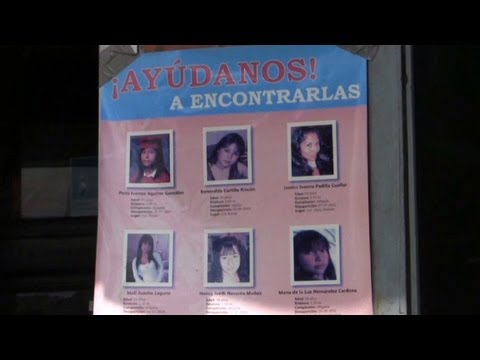 Women disappear off the streets of downtown Juarez