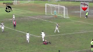 Serie D Massese-Ponsacco 0-0 (HL Umberto Meruzzi)