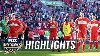 Watch highlights between fc augsburg vs. vfb stuttgart.#foxsoccer #bundesliga #augsburg #vfbstuttgartsubscribe to get the latest fox soccer content: http://f...